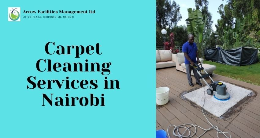 Best carpet cleaning services in Nairobi
