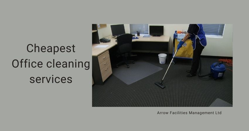Cheapest office cleaning services
