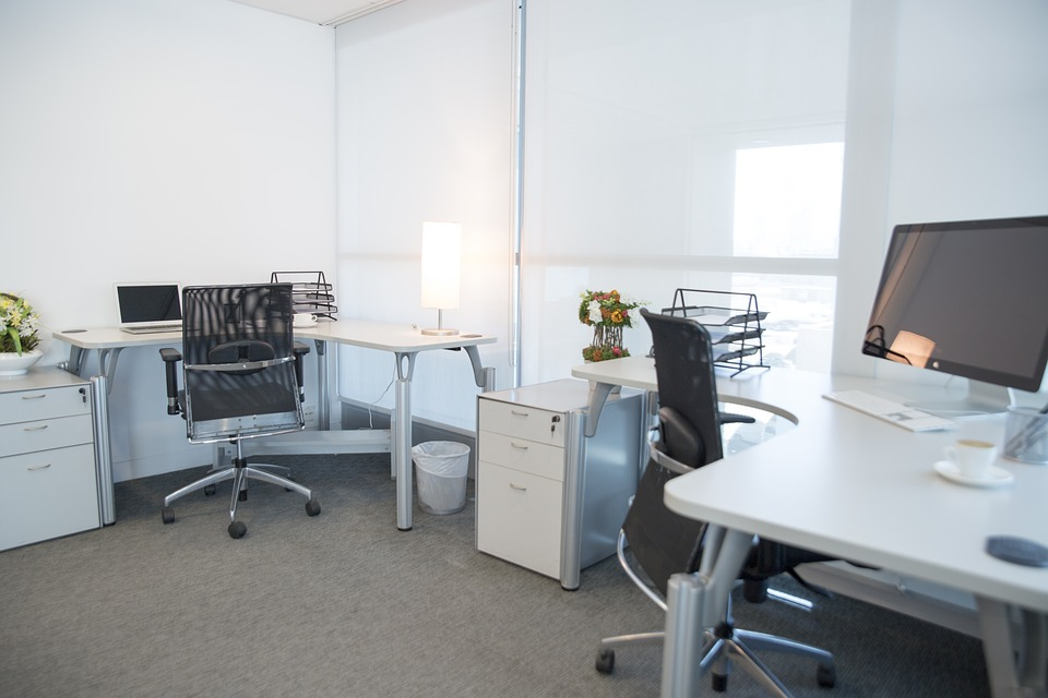 Small office cleaning services