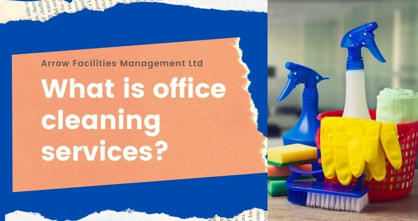 What is office cleaning services?